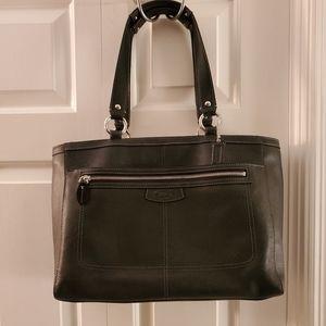 Coach Penelope Tote Bag- Black F14684